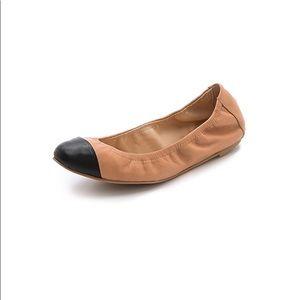 Loeffler Randall ballet slip on .  NEW